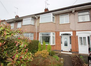 Thumbnail 3 bed terraced house for sale in Hipswell Highway, Wyken, Coventry