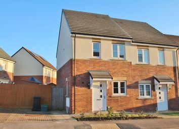 Thumbnail 2 bedroom semi-detached house to rent in Par Four Lane, Lydney