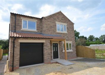 Thumbnail 5 bed detached house for sale in Back Lane, Hemingbrough, Selby