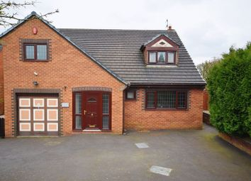 Thumbnail 4 bedroom detached house for sale in Werrington Road, Bucknall, Stoke-On-Trent