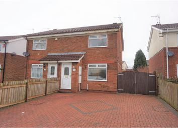 Thumbnail 3 bed semi-detached house for sale in Cross Hills Lane, Selby