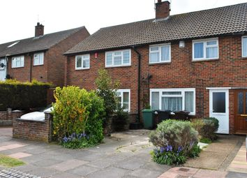 Thumbnail 3 bedroom terraced house to rent in Meadowlands Avenue, Eastbourne, East Sussex