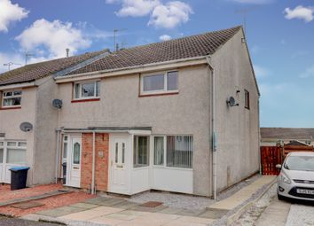 Thumbnail 2 bed semi-detached house for sale in Elderbank Place, Dumfries