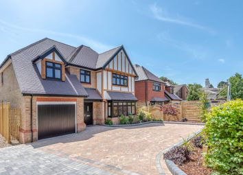 5 bed detached house for sale in Hawthorne Road, Bickley, Kent BR1