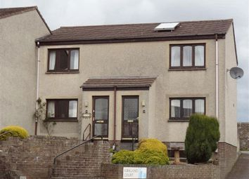 Thumbnail 2 bed semi-detached house to rent in Kirklands Court, Station Road, Kinross