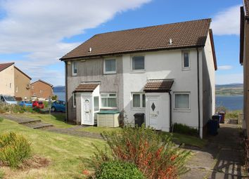 Thumbnail 1 bed terraced house for sale in Dougliehill Road, Port Glasgow