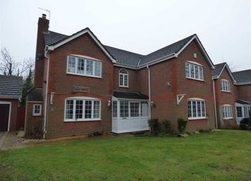 Thumbnail 5 bed detached house to rent in Wood Hayes Croft, Wolverhampton