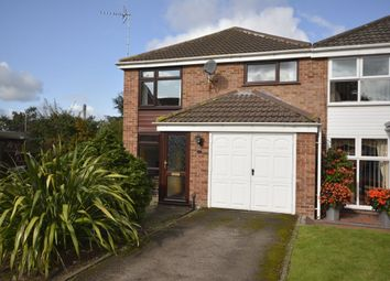 Thumbnail 3 bed semi-detached house for sale in Farmdale Drive, Elton, Chester