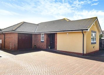 Thumbnail 3 bed detached bungalow for sale in Pollys Close, Crossways, Dorchester, Dorset