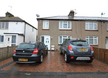 Thumbnail 3 bed end terrace house for sale in Ames Road, Swanscombe, Kent