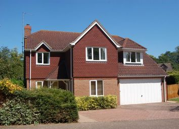 Thumbnail 5 bed detached house for sale in Windingbrook Lane, Collingtree Park, Northampton
