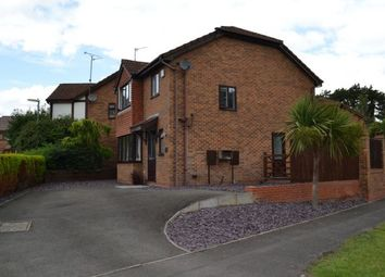 Thumbnail 3 bedroom detached house for sale in Attlee Close, Spinney Hill, Northampton