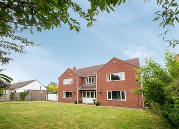 Thumbnail 5 bedroom detached house for sale in Gull Road, Guyhirn, Wisbech, Cambridgeshire