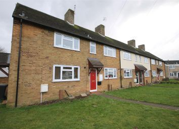 Thumbnail 2 bedroom end terrace house to rent in Cromes Place, Badersfield, Norwich