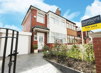 Thumbnail 3 bed semi-detached house for sale in Forester Hill Avenue, Great Lever, Bolton, Lancashire.