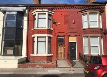 Thumbnail 5 bed terraced house for sale in 171 Bedford Road, Bootle, Merseyside
