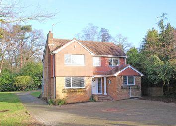 Thumbnail 4 bed detached house for sale in Bassett Heath Avenue, Southampton