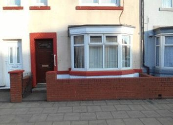 Thumbnail 3 bed terraced house for sale in Burbank Street, Hartlepool