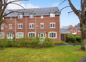 Thumbnail 4 bed town house for sale in Copley Walk, Nantwich