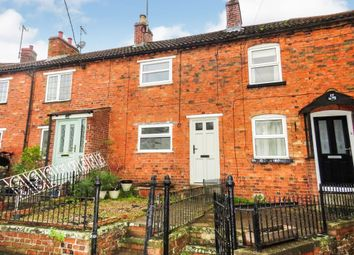 Thumbnail 1 bed terraced house for sale in Pinfold Road, Castle Bytham, Grantham