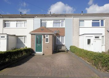 Thumbnail 4 bed terraced house for sale in Elmore Road, Lee-On-The-Solent