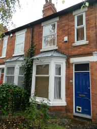 Thumbnail 2 bed terraced house to rent in Scotholme Avenue, Nottingham