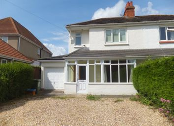 Thumbnail 3 bedroom semi-detached house to rent in Louth Road, Scartho, Grimsby