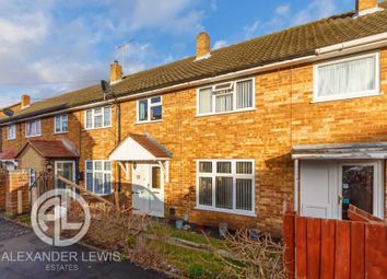 Thumbnail 3 bedroom terraced house for sale in Kymswell Road, Stevenage