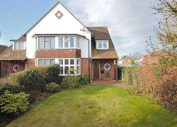 Thumbnail 3 bed semi-detached house for sale in South Road, Bishop's Stortford
