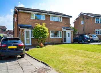 Thumbnail 2 bed semi-detached house for sale in Clover Field, Clayton-Le-Woods, Chorley