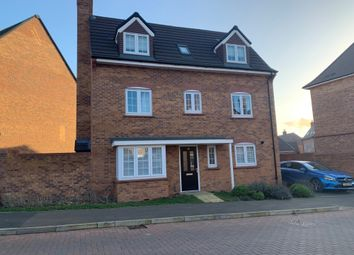 4 bed detached house for sale in Kiln Drive, Bedford, Bedfordshire MK43