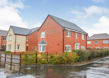 Thumbnail 3 bed detached house for sale in Bonnie Close, Derby