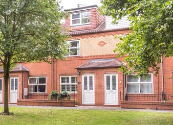 Thumbnail 2 bed terraced house for sale in Bowling Green Court, York
