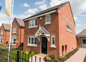 Thumbnail 3 bed detached house to rent in Thompson Way, Lichfield