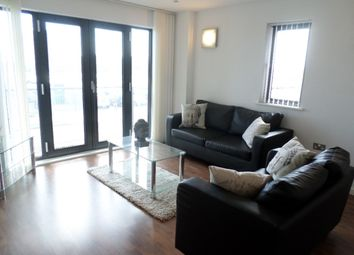 Thumbnail 2 bed flat to rent in South Quay, Kings Road, Swansea.