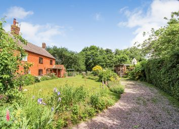 Thumbnail 5 bed cottage for sale in Henstead Road, Hethersett, Norwich