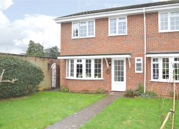 Thumbnail 3 bed end terrace house for sale in Rydens Park, Walton-On-Thames, Surrey