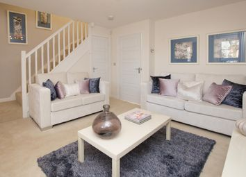 "Thumbnail 3 bed semi-detached house for sale in ""Palmerston"" at Lancaster Avenue, Watton, Thetford"