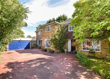 Thumbnail 5 bedroom detached house for sale in The Mount Close, Virginia Water, Surrey