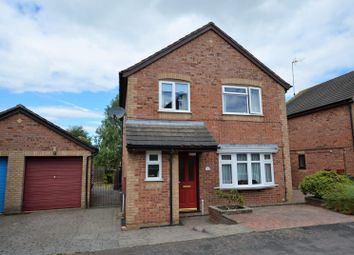 Thumbnail 4 bed detached house for sale in Juniper Close, Towcester