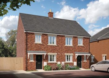 Thumbnail 3 bed semi-detached house for sale in The Birch, Chiltern View, Vicarage Road, Pitstone