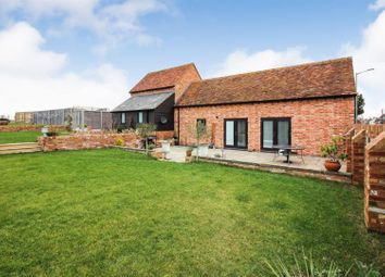 Thumbnail 3 bed detached house for sale in The Firs, Aylesbury Road, Bierton, Aylesbury
