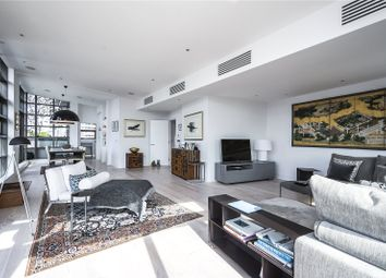Thumbnail 3 bedroom flat for sale in Dolben Court, Montaigne Close, London