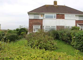 Thumbnail 3 bed semi-detached house for sale in Fletemoor Road, Plymouth