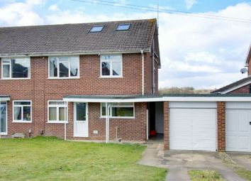 Thumbnail 5 bed semi-detached house for sale in Strathfield Road, Andover