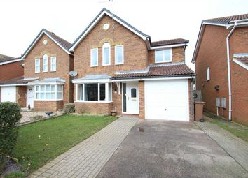 Thumbnail 4 bed detached house for sale in Deben Valley Drive, Grange Farm, Kesgrave, Ipswich