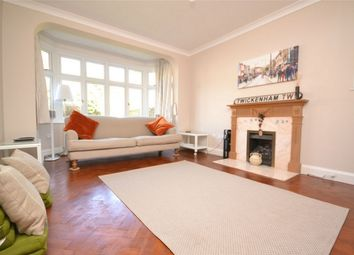 Thumbnail 5 bed detached house to rent in St. Peters Road, Twickenham