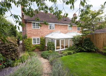 Thumbnail 3 bed semi-detached house for sale in Belle Vue Road, Henley-On-Thames