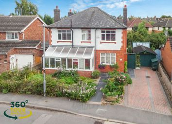 Thumbnail 4 bed detached house for sale in Main Street, Fleckney, Leicester