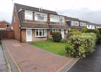 Thumbnail 3 bed semi-detached house for sale in Shearwater Road, Offerton, Stockport